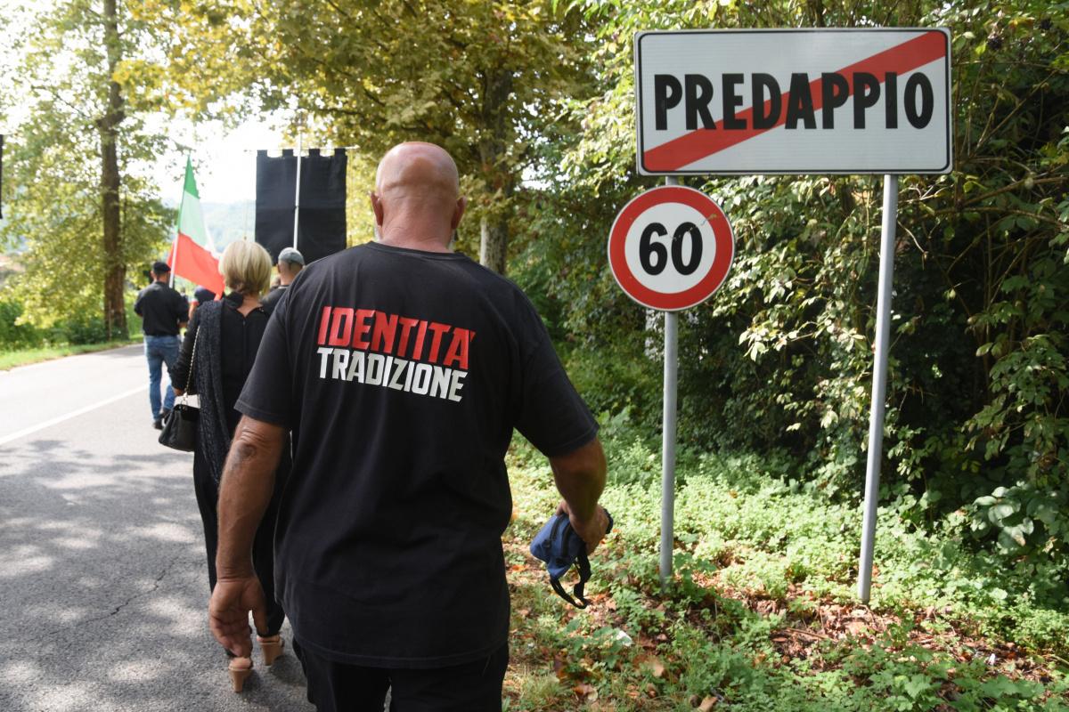 Apologia a Predappio, il sindaco replica alle accuse