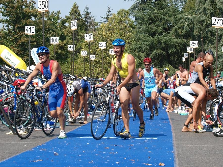 Faenza, cambia la viabilità per il triathlon
