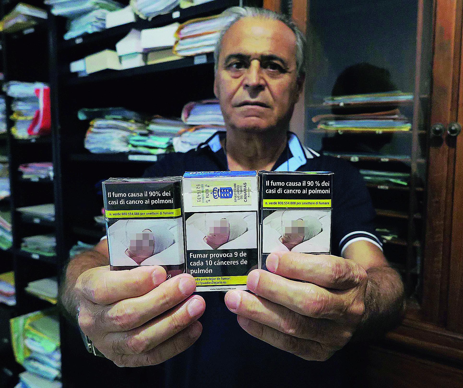Rimini, vede foto della moglie malata sulle sigarette. Chiede 100 milioni