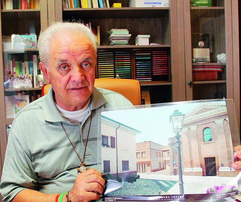 Montiano, il parroco don Domenico torna in Puglia
