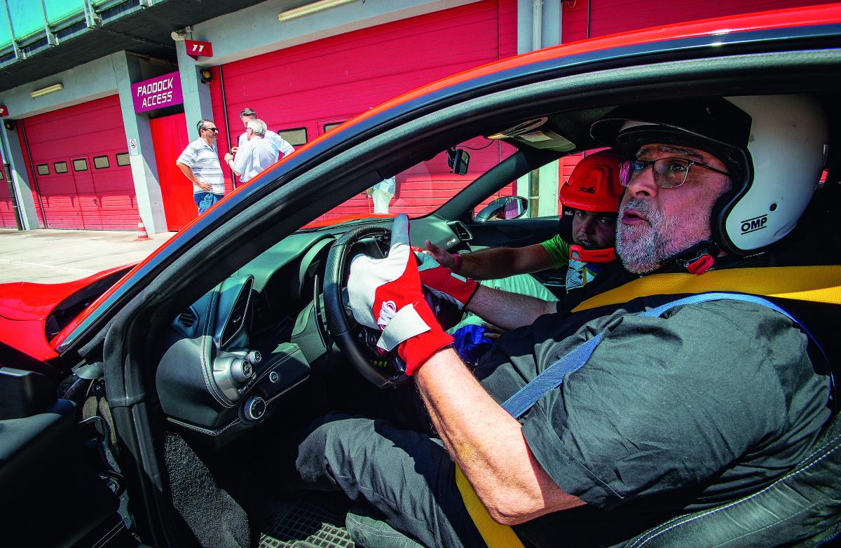Il nuovo vescovo di Imola: «Ho guidato una Ferrari»