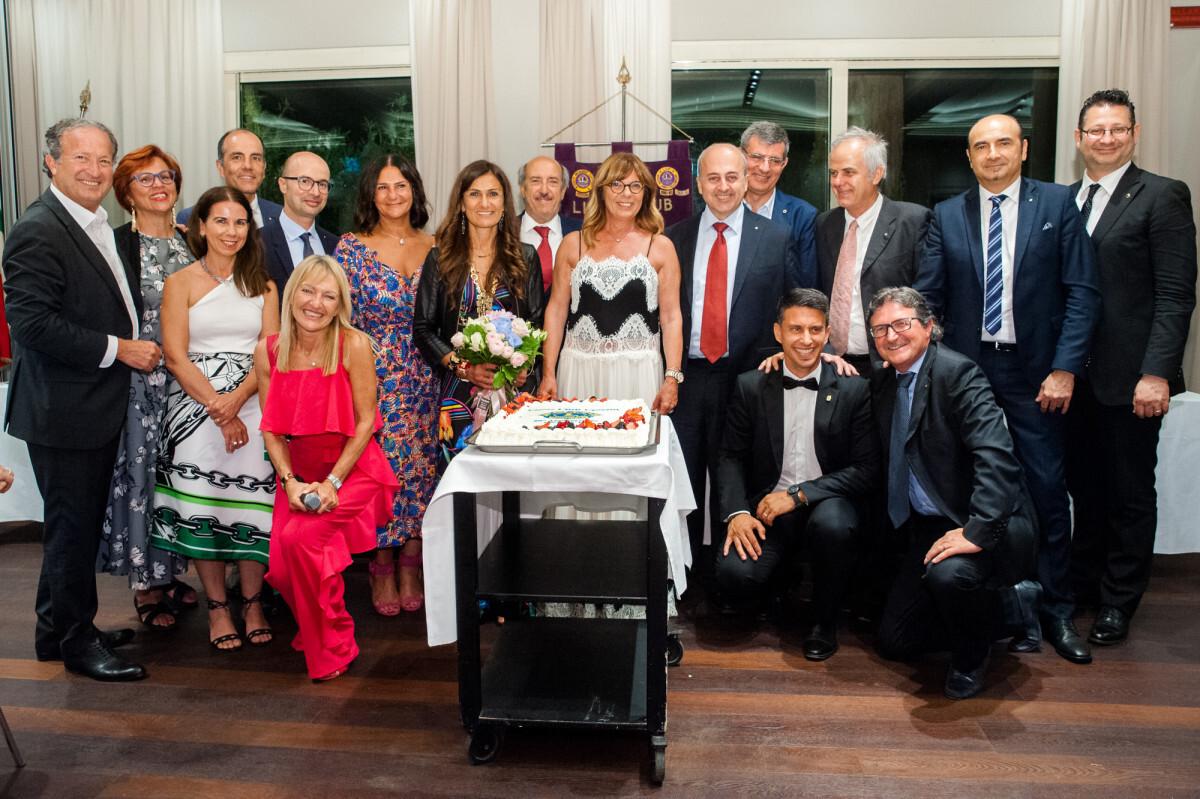 Cesena, il Lions club festeggia i 60 anni: Boschetti nuovo presidente