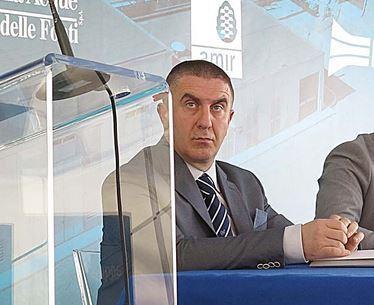 Forlì, Bernabè confermato presidente di Romagna Acque