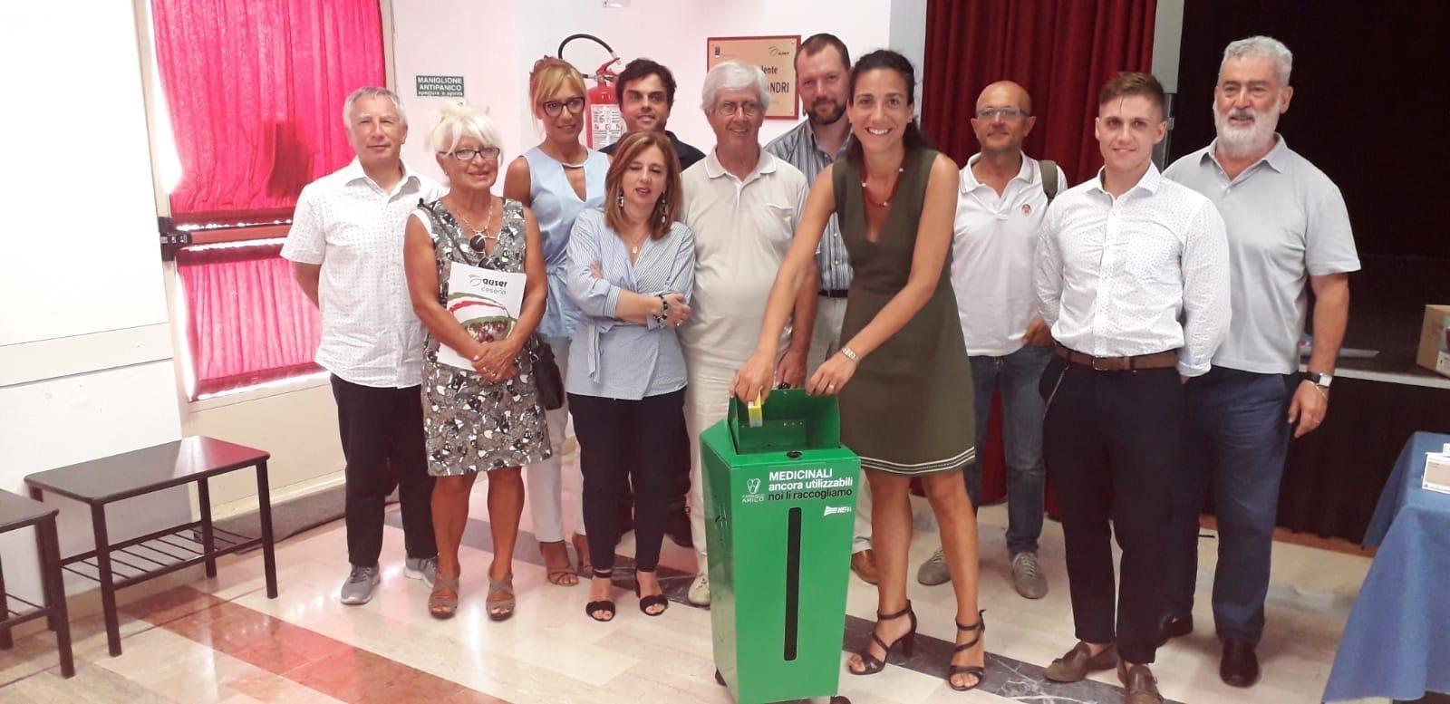 A Cesena il progetto di recupero e riutilizzo dei farmaci non scaduti