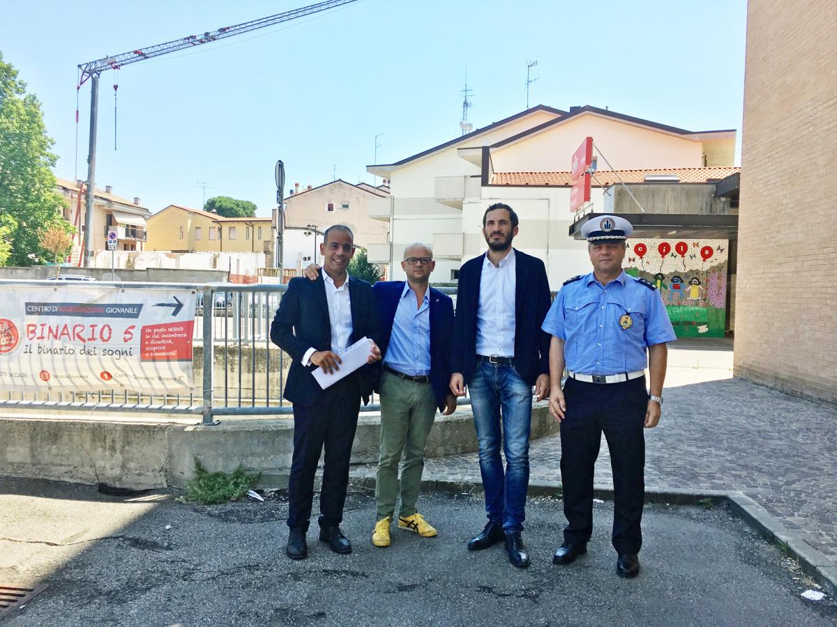 """""""Un'altra stazione"""", progetto di riqualificazione a Cesena"""