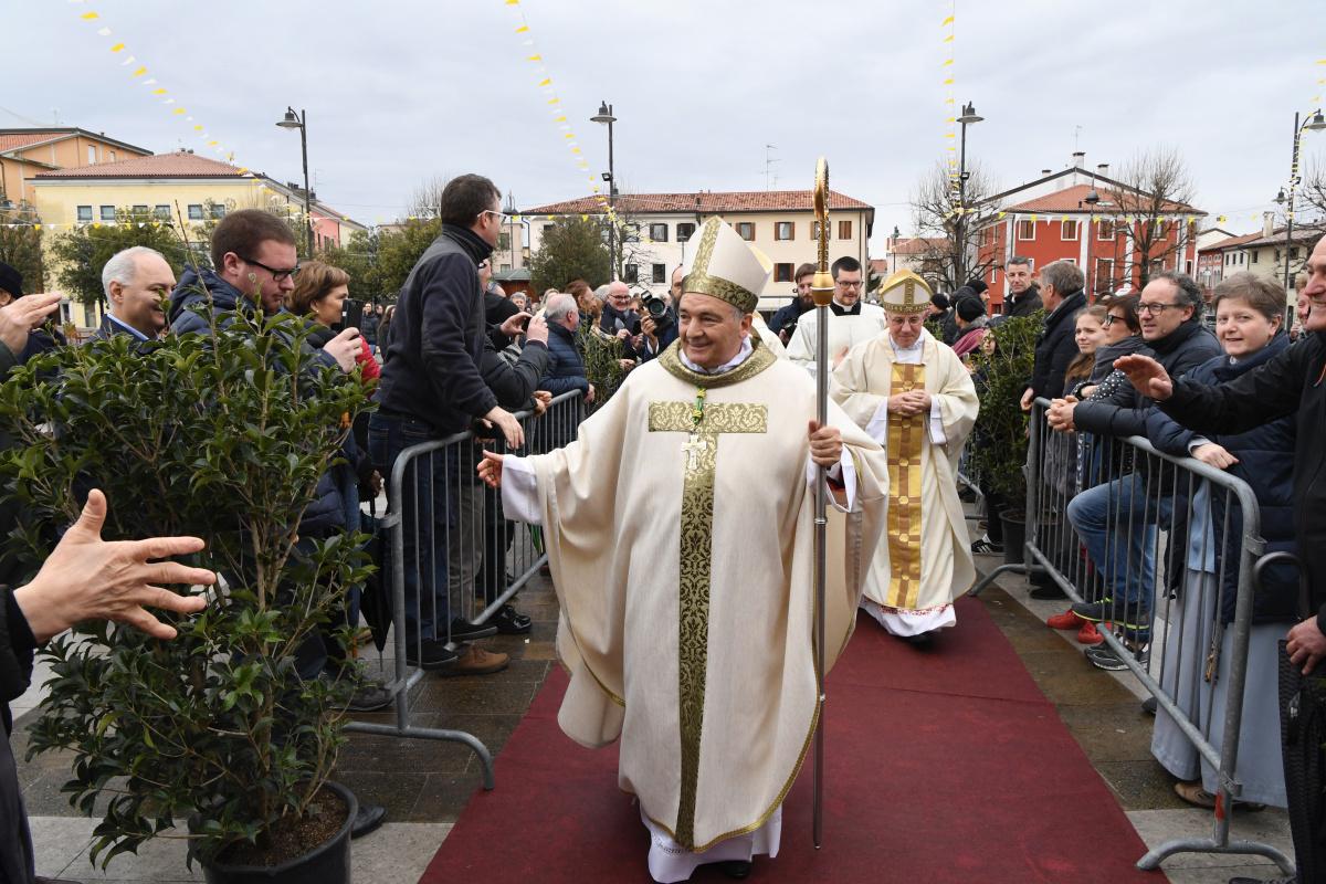 Forlì, lunedì messa per i morti da coronavirus