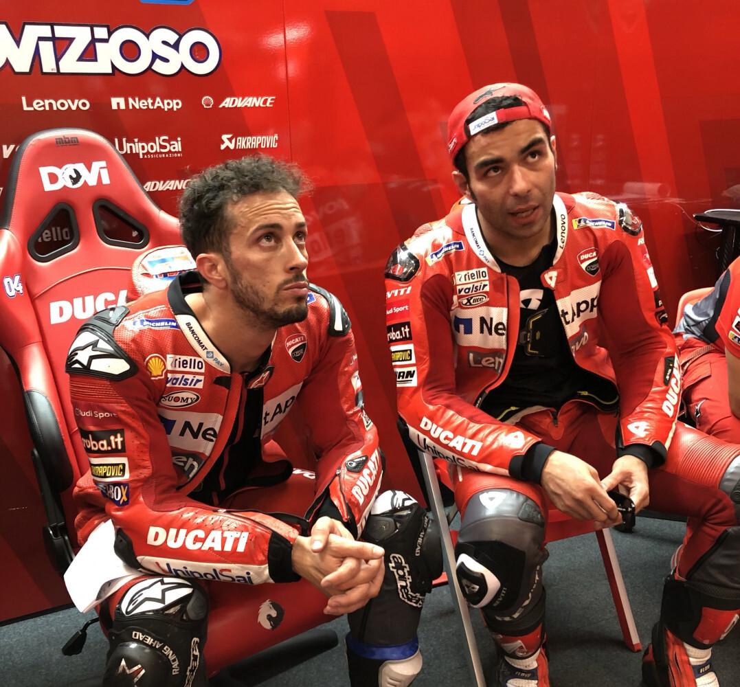 MotoGp, Marquez in pole, Dovizioso addirittura 13°