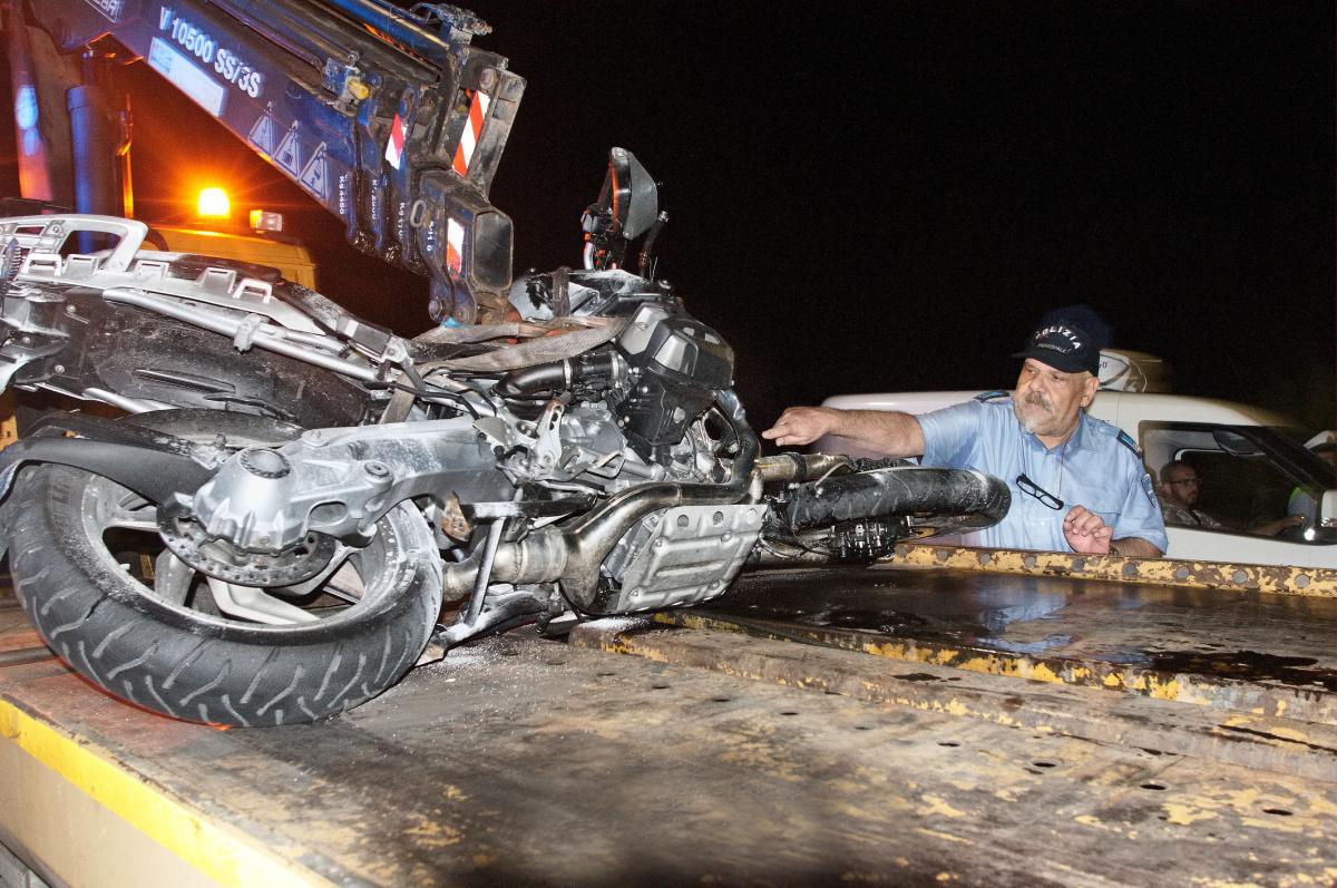 Un'altra tragedia a Ravenna: muore un motociclista 62enne di Cesena
