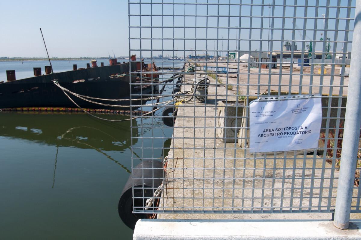 Ravenna, sequestrata la Berkan B. Indagati vertici dell'Autorità portuale