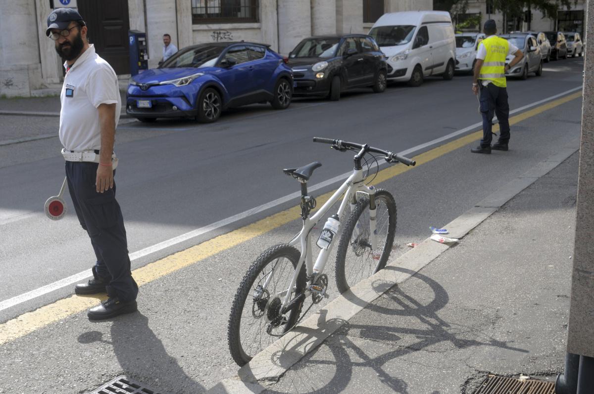 Ravenna, si scontrano in bicicletta su una ciclabile: due feriti