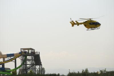 Ravenna, operaio folgorato mentre lavora al radar dell'aeroporto