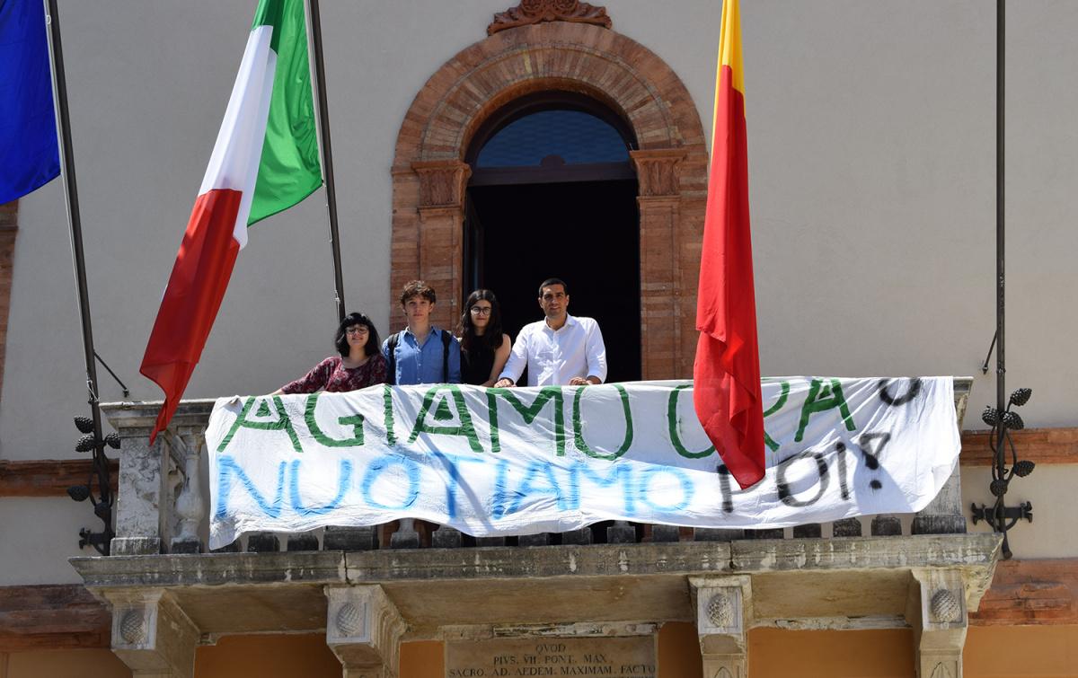 Ravenna, approvata la mozione Emergenza climatica