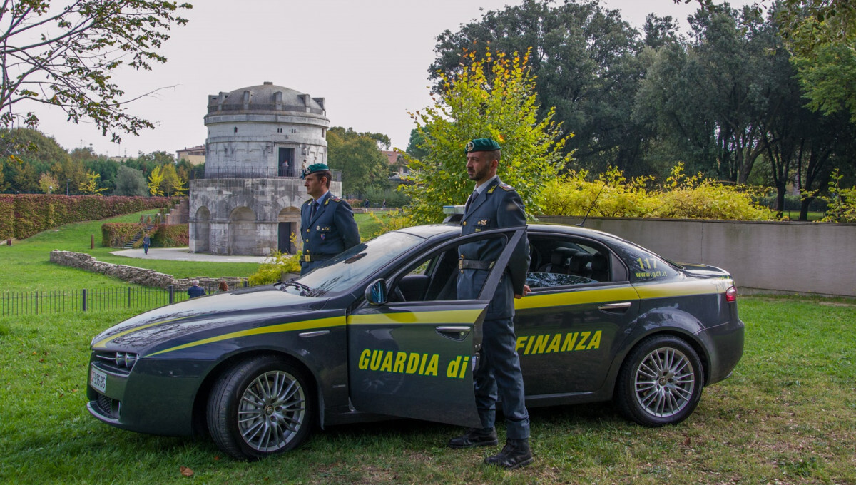 Peculato per i monumenti di Ravenna, arrestato imprenditore