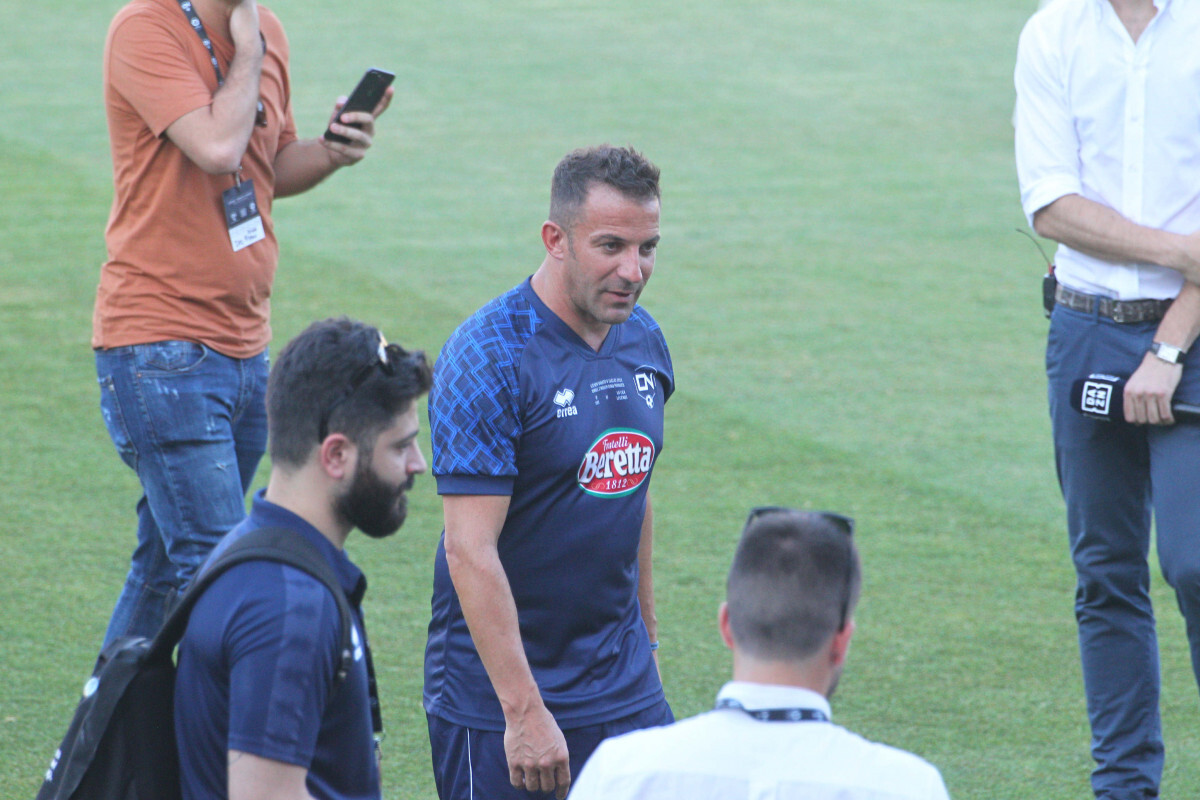 Calcio, gli assi di Operazione Nostalgia a Cesena - GALLERY