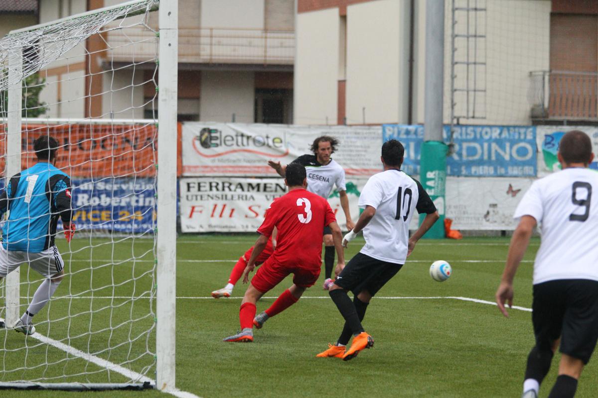 "Calcio serie C, ""valanga"" Cesena: 16 gol alla Sampierana"