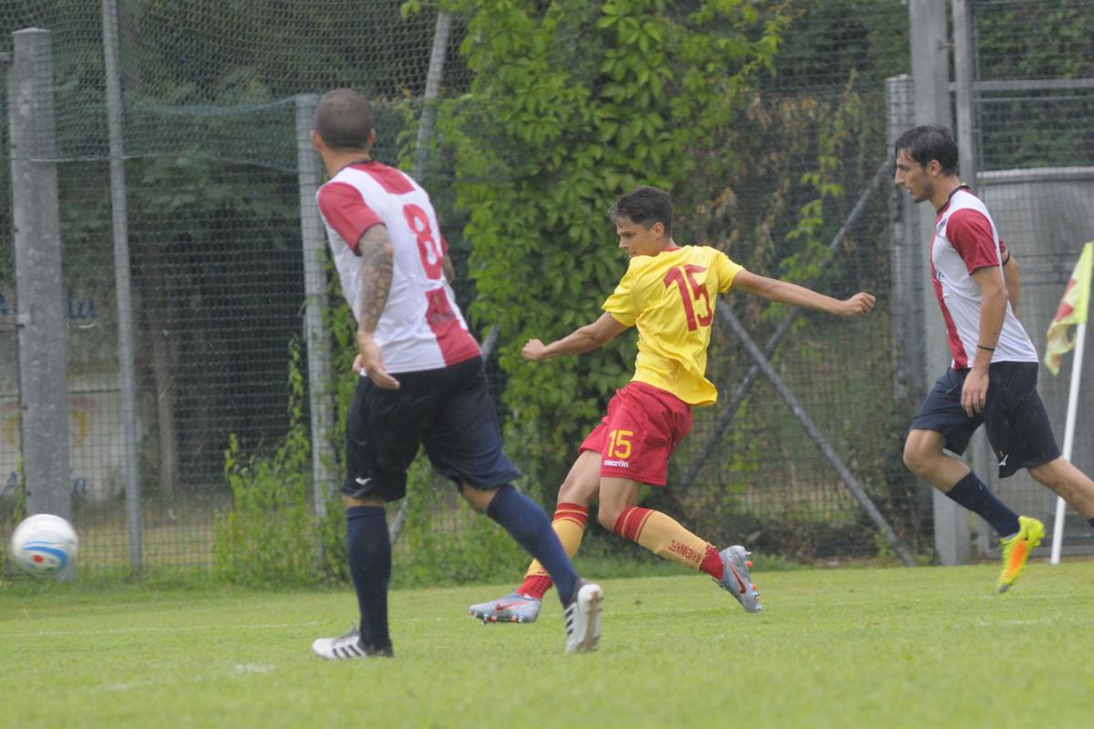 Il Ravenna vince 3-1 in rimonta con il Cervia