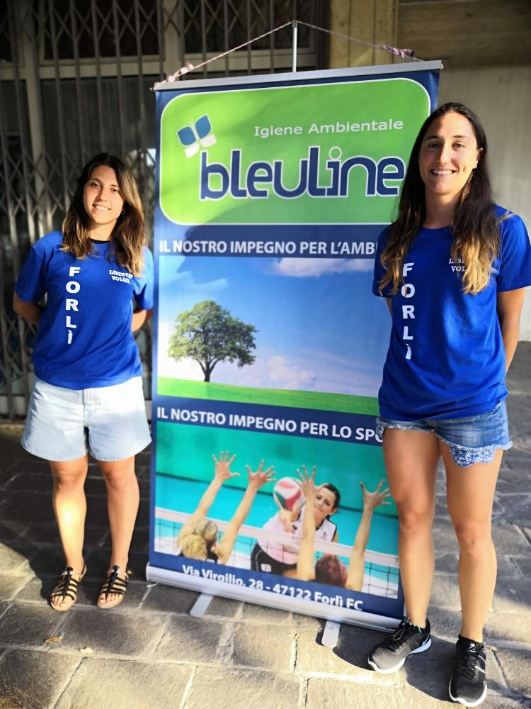 Volley B2 donne, Godenzoni e Macchi a Forlì