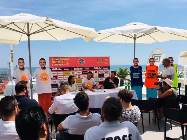 Riccione, torna la Bobo Summer cup di Vieri