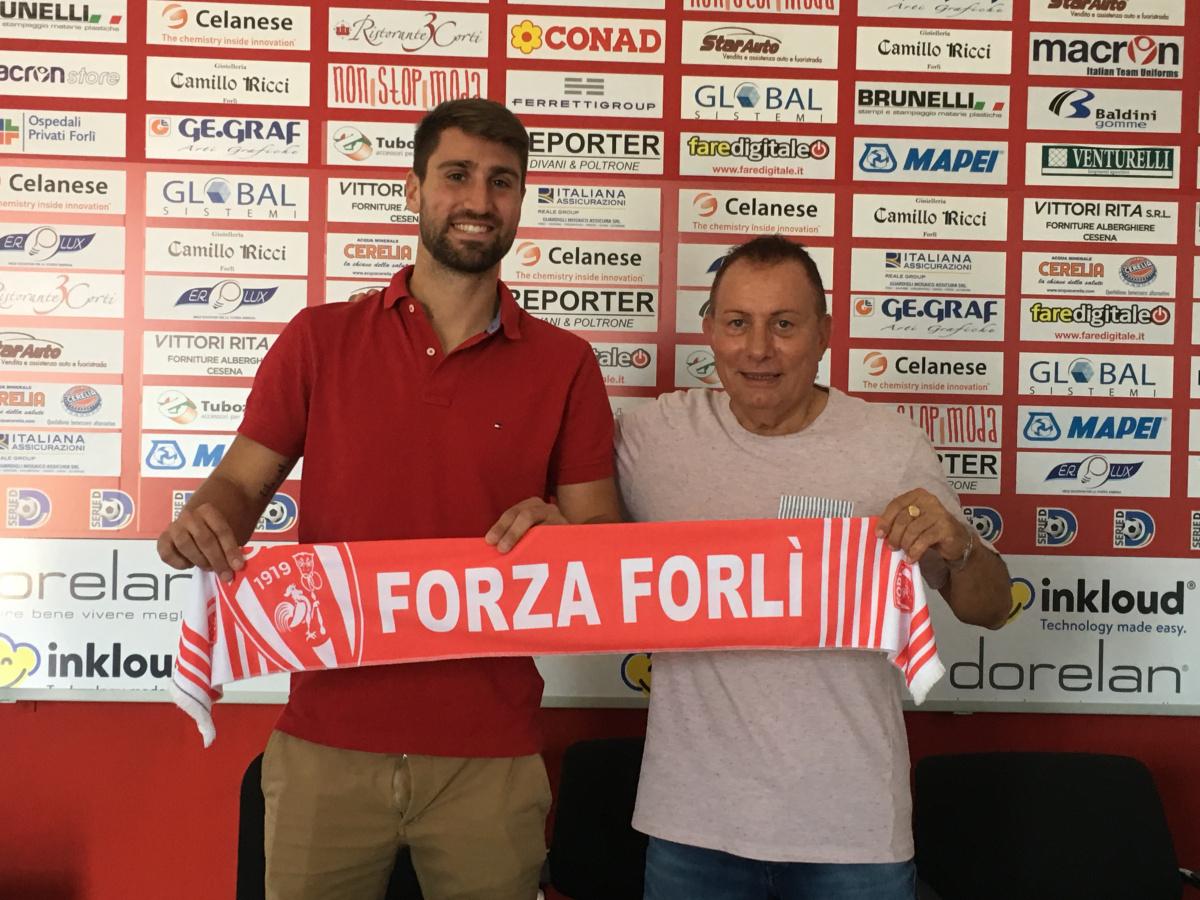 Calcio D, una punta argentina per il Forlì