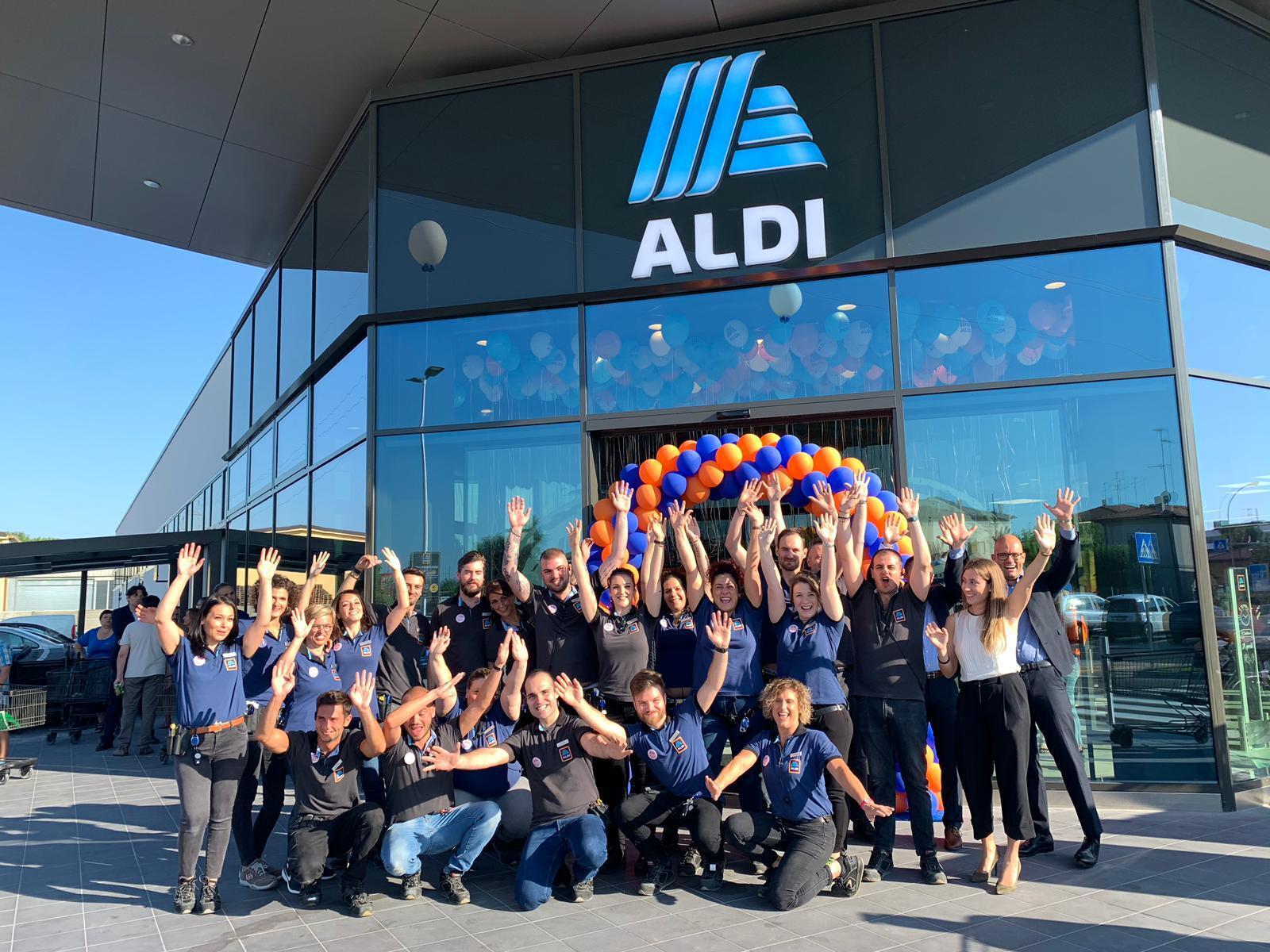 La nuova spesa di Aldi arriva a Imola
