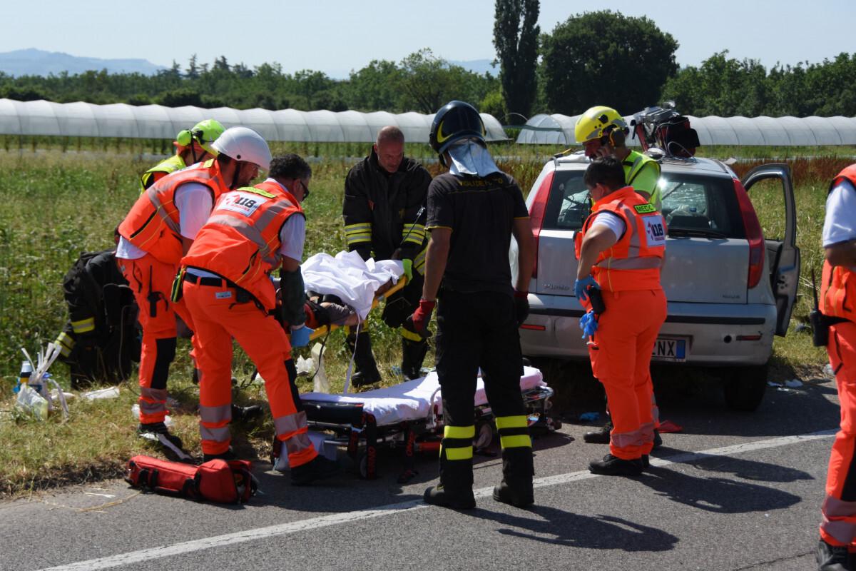 Forlì, morto il 34enne ferito nell'incidente di venerdì sulla tangenziale