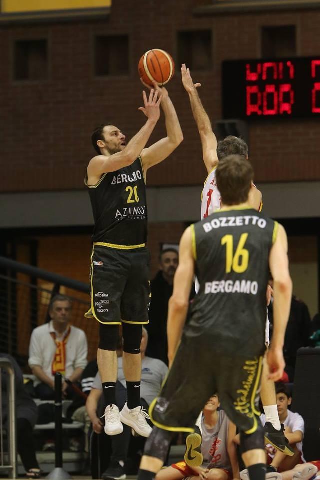 Basket A2, Luigi Sergio firma con Ravenna