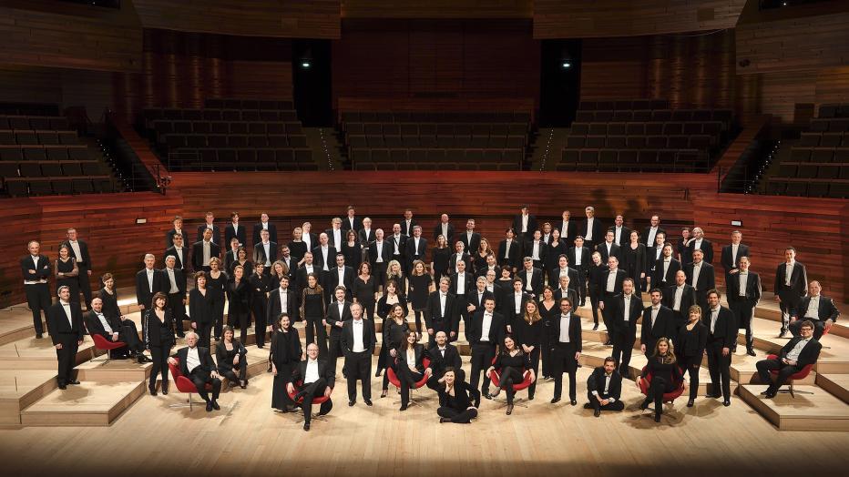 Orchestre National de France al Ravenna festival con Krivine e Tamestit