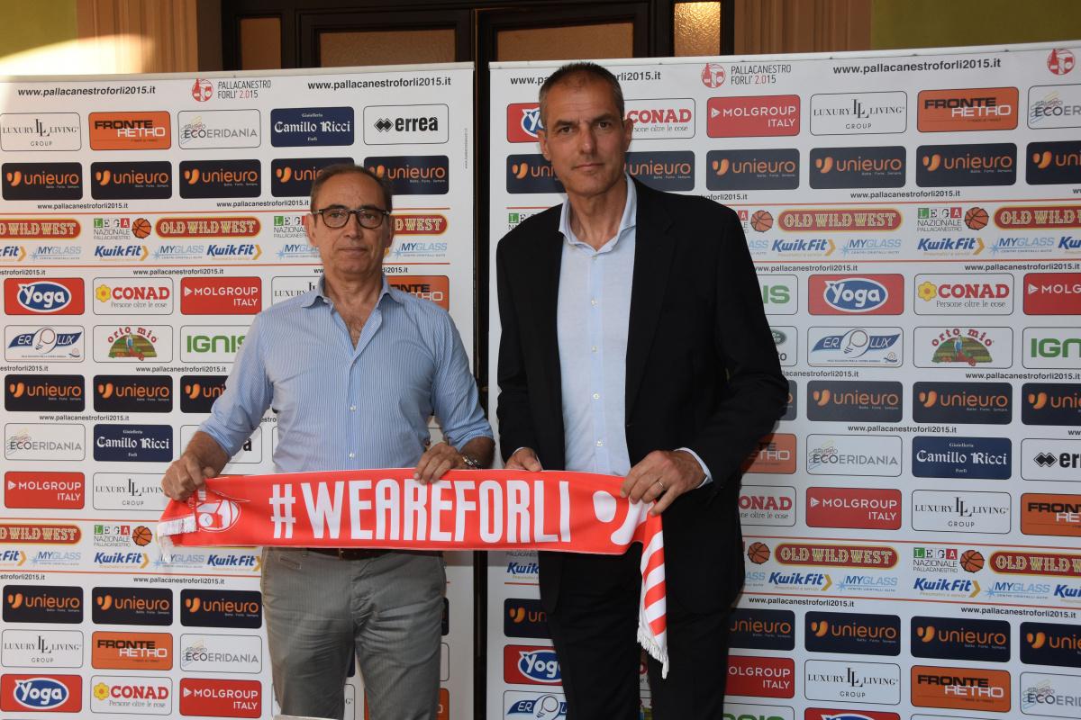 Basket A2, c'è subito il derby Forlì-Ravenna