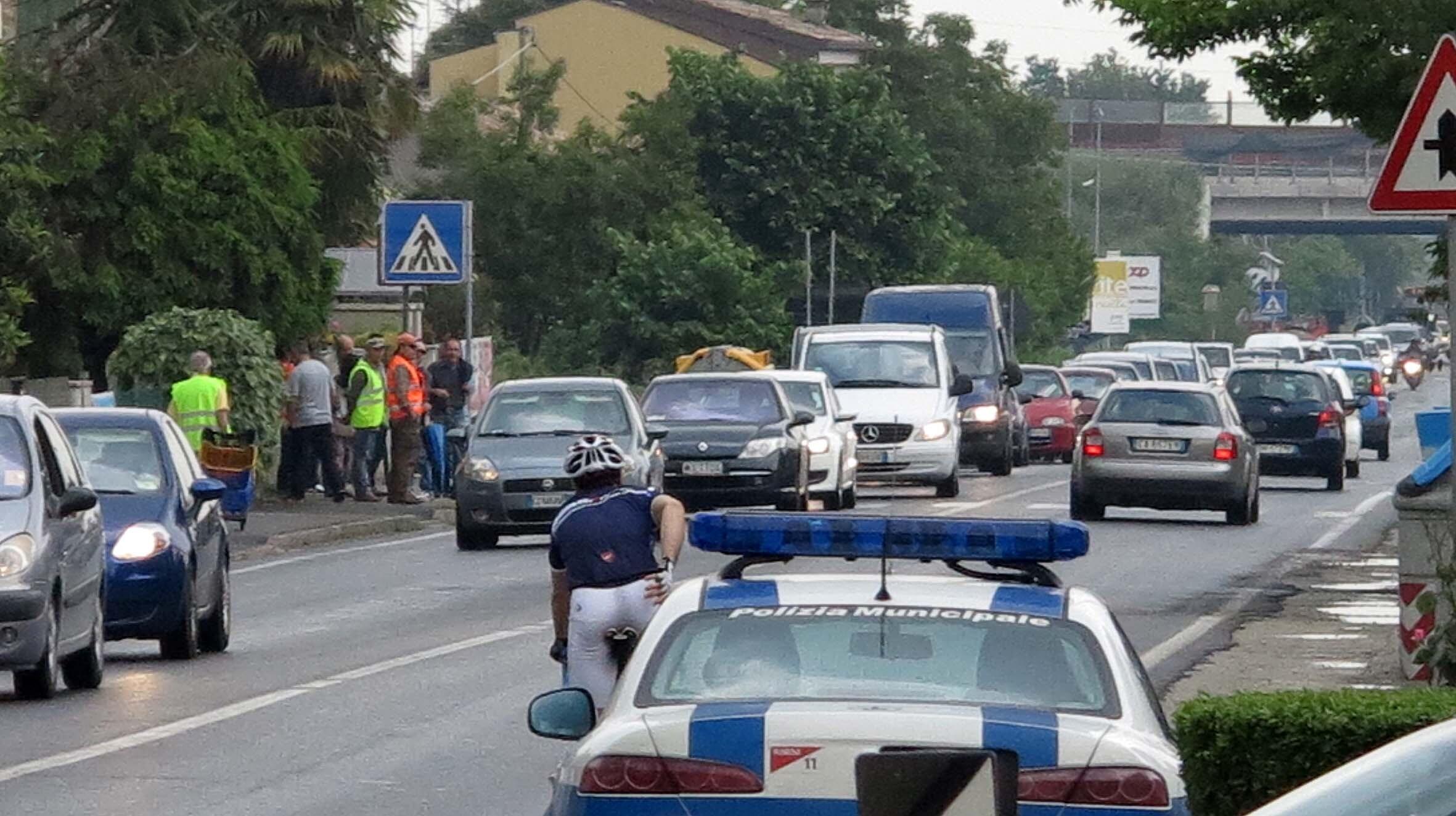 Rimini, passi avanti per la circonvallazione di Santa Giustina