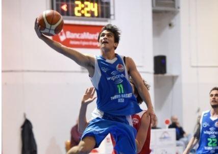 Basket, un under alla Gaetano Scirea Bertinoro: ecco Angeletti