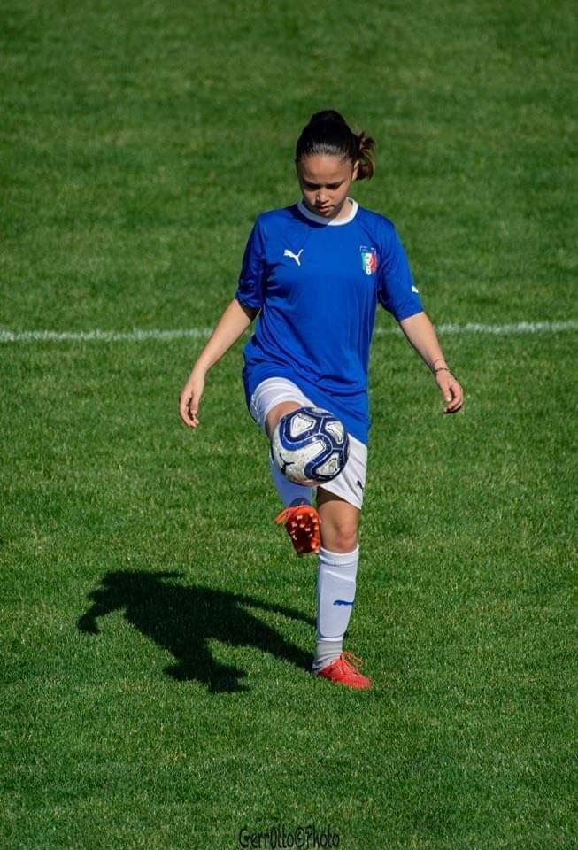 Calcio femminile, 14enne di Faenza nell'orbita della Nazionale