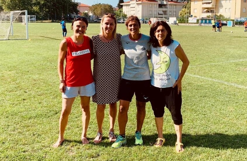 Calcio, il mondo femminile del Rimini Fc riparte