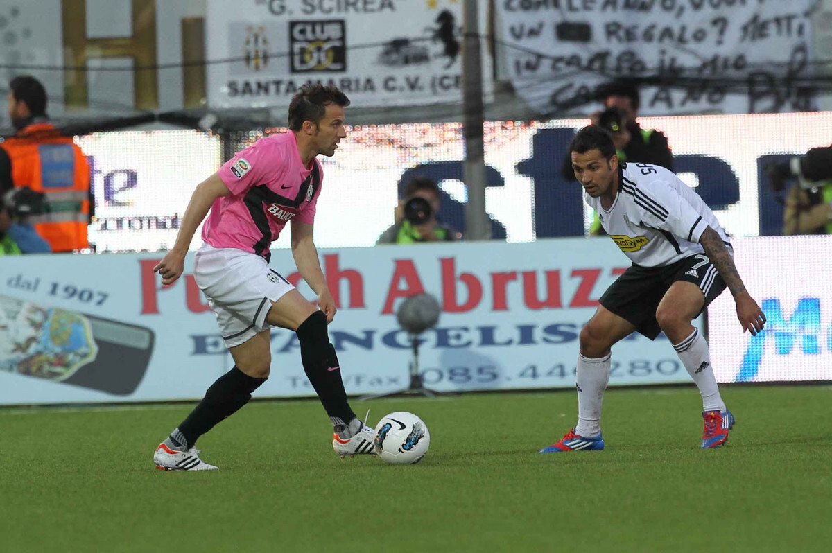 Calcio, Operazione nostalgia a Cesena con Del Piero, Davids e Recoba