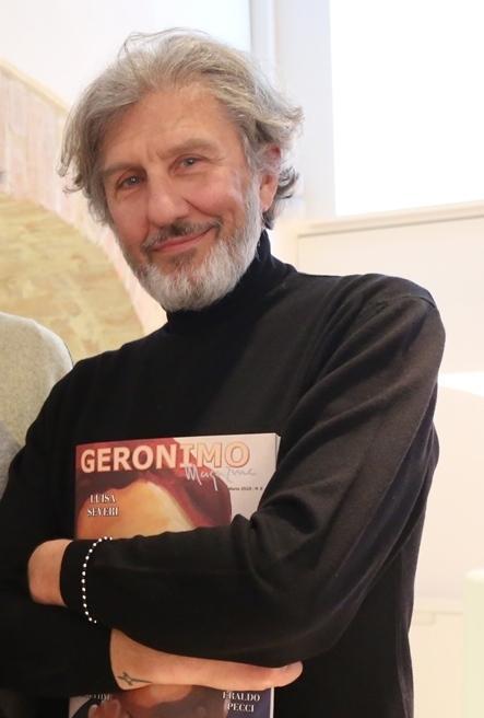 Arte, il riminese Ennio Zangheri vince il premio Andy Wharol