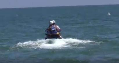 Per il figlio di Salvini su moto d'acqua Polizia chiesta archiviazione