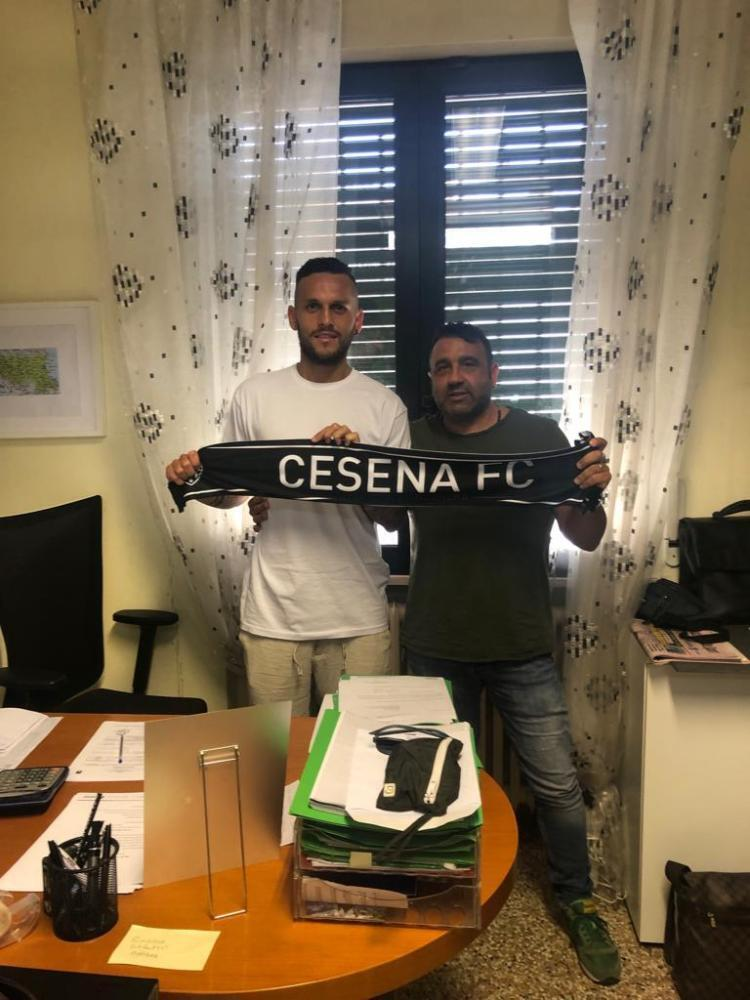 Calcio serie C, il Cesena ha ingaggiato Domenico Franco