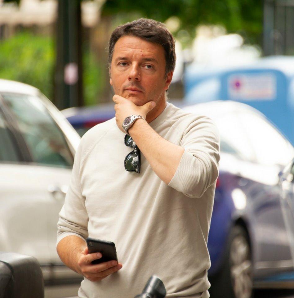 Aspettando il Festival, Matteo Renzi a Castrocaro