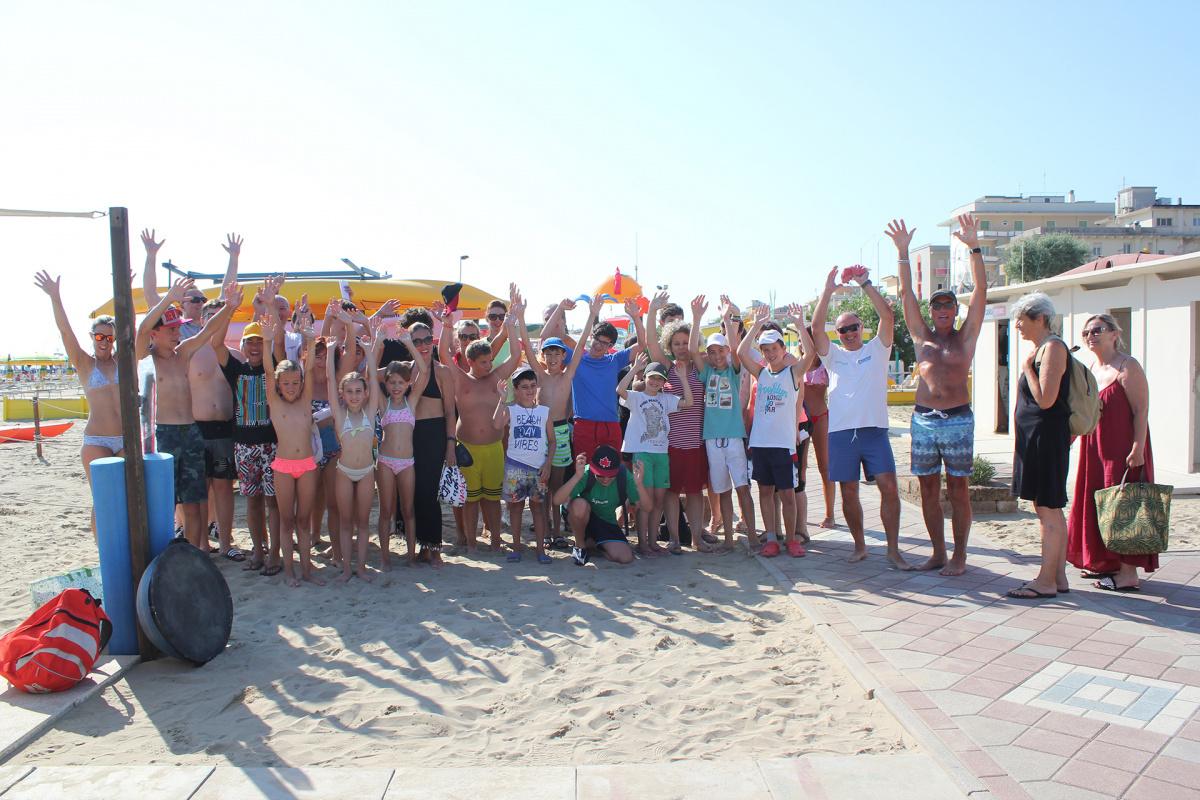 Canoa Club Rimini, dal 1984 pagaiate per tutte le età
