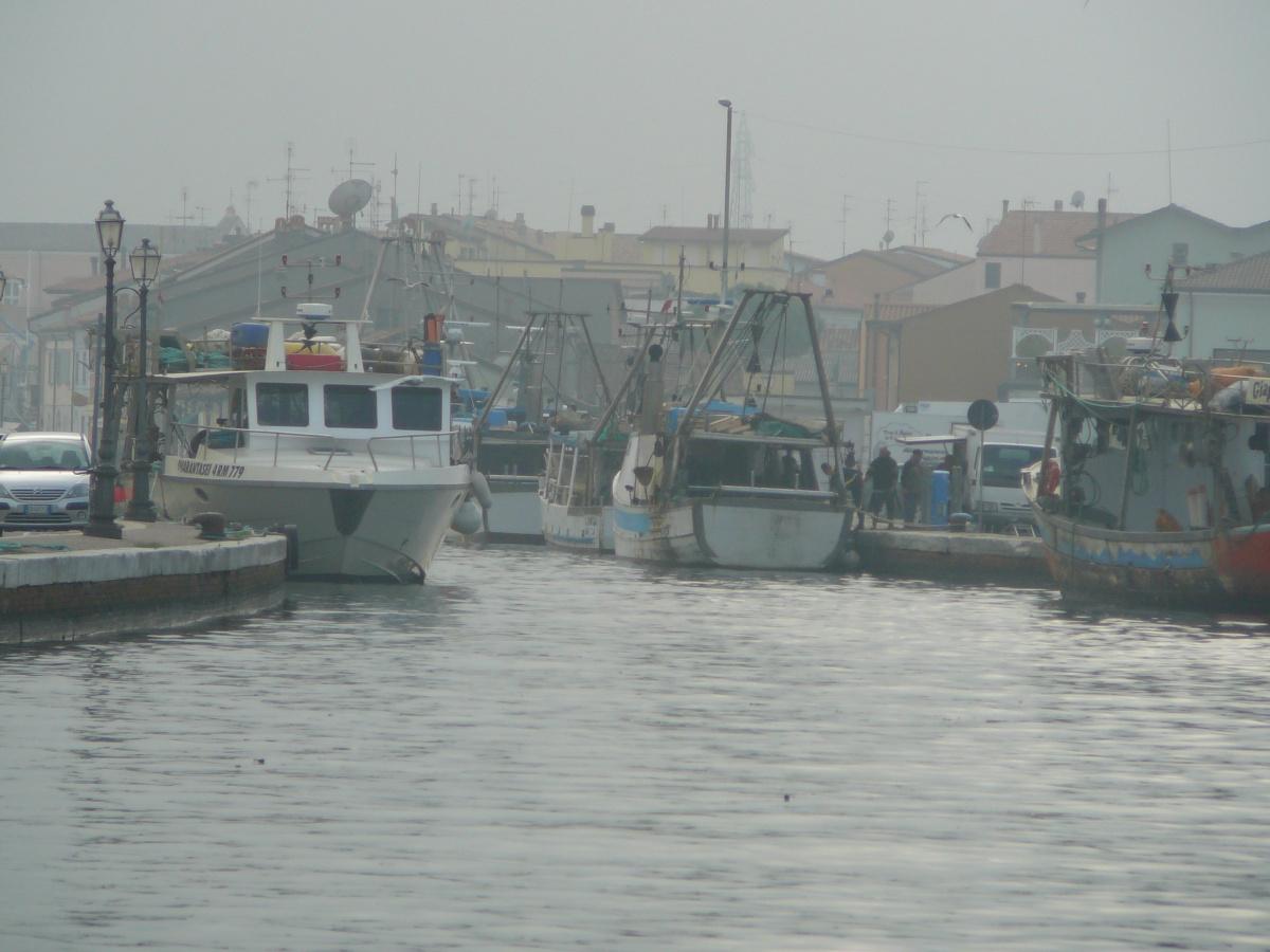 Cesenatico, arriva il fermo pesca