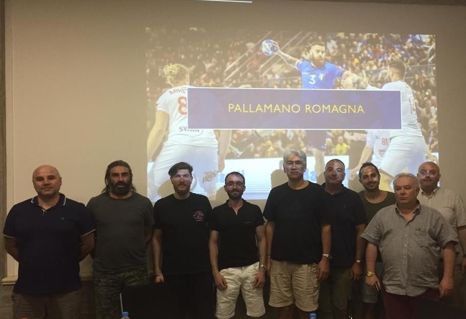 Le società hanno votato, è nata la Pallamano Romagna: Sami presidente