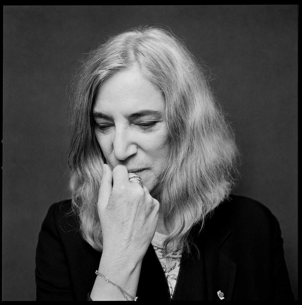 Patti Smith in concerto a Ravenna: i biglietti