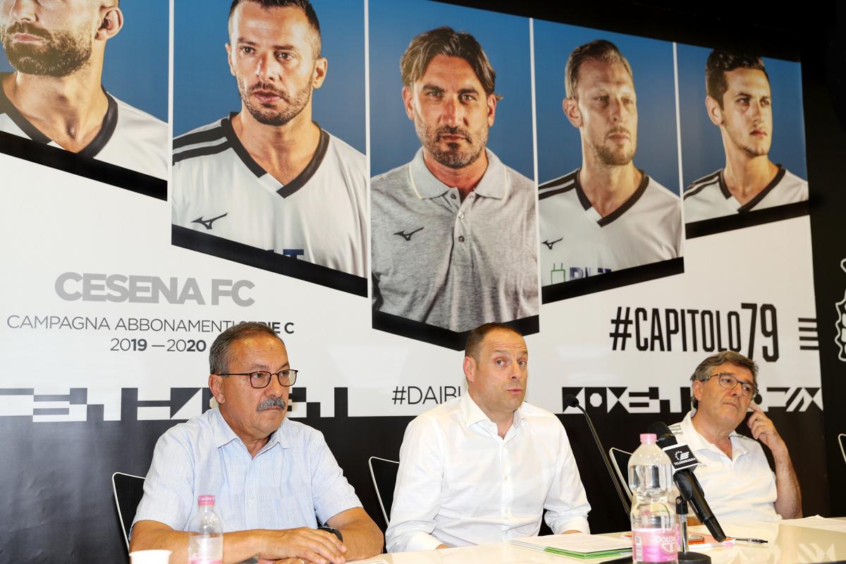 Calcio serie C, alleanza Cesena-Edelweiss per il vivaio