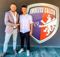 Calcio, Tommaso Tentoni è un nuovo giocatore dell'Imolese