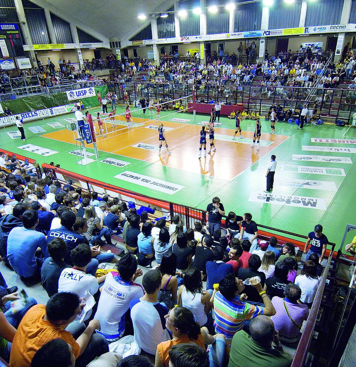 A Imola a metà settembre il Mc Donald's di volley femminile