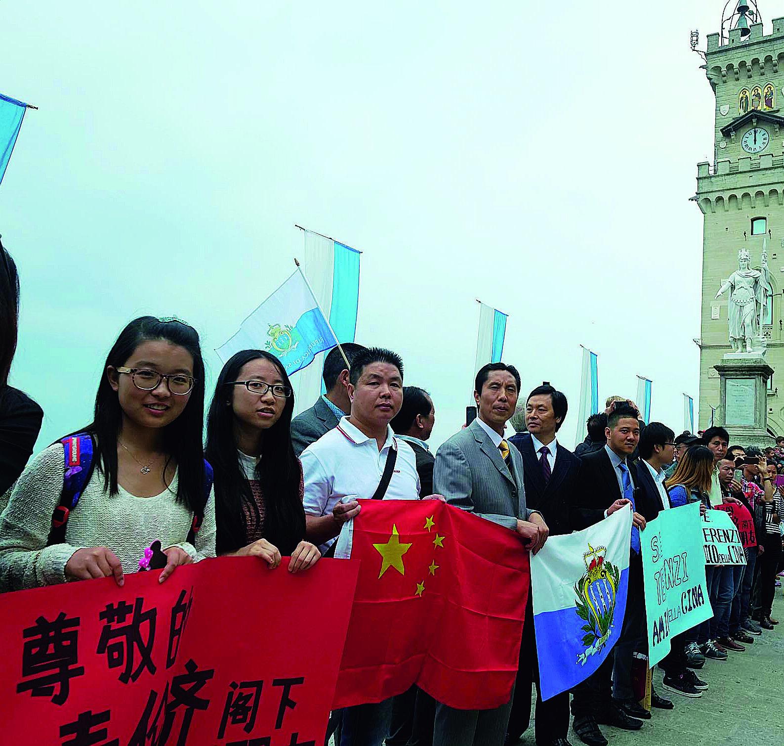 Turiste cinesi sbagliano San Marino e finiscono tra i monti in Veneto