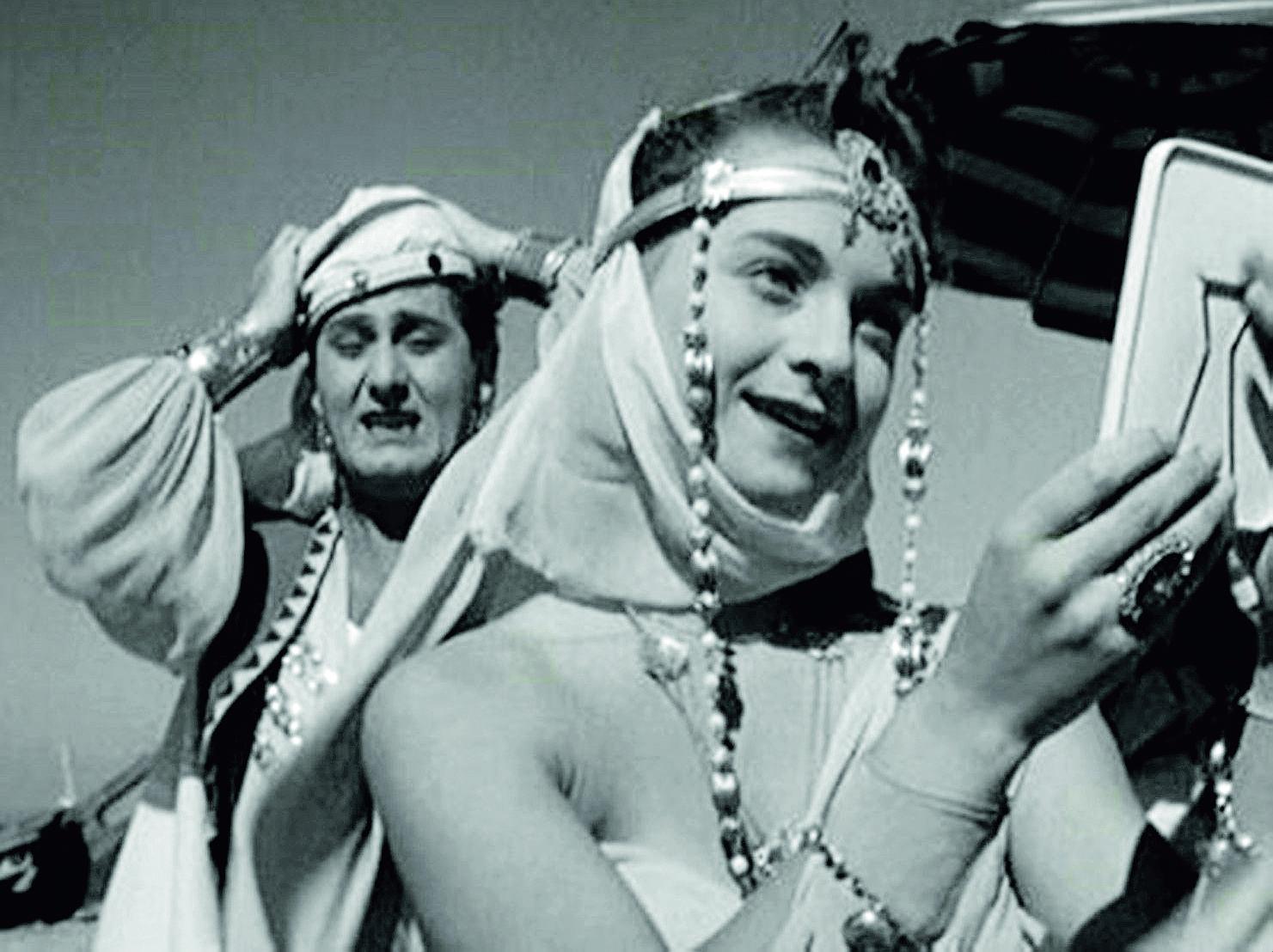 """Cinema, """"Lo sceicco bianco"""" di Fellini a Venezia"""