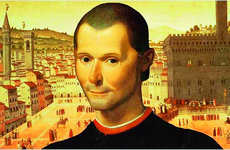 San Mauro, Niccolò Machiavelli sotto processo