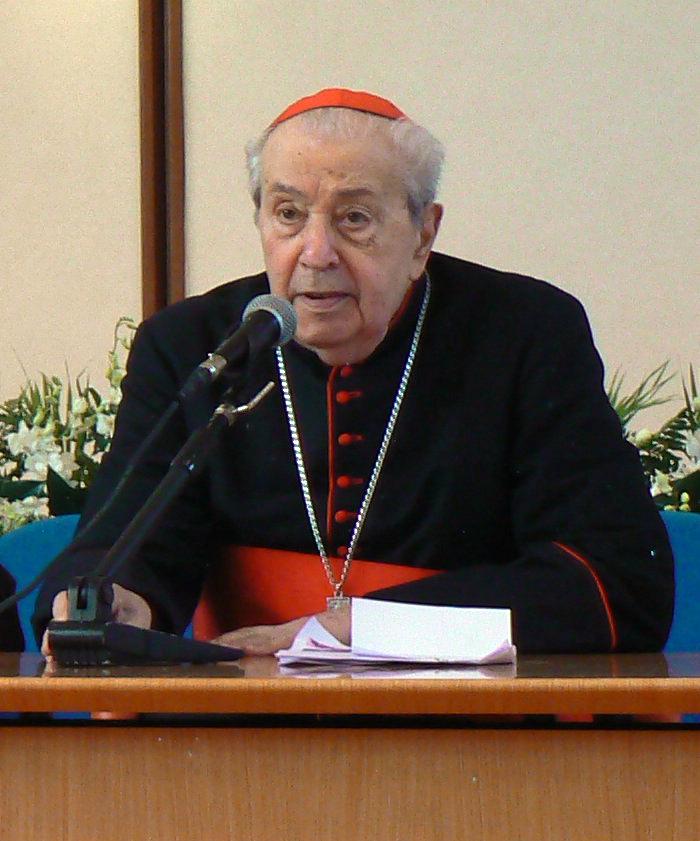 Brisighella piange il cardinale Achille Silvestrini. Aveva 95 anni