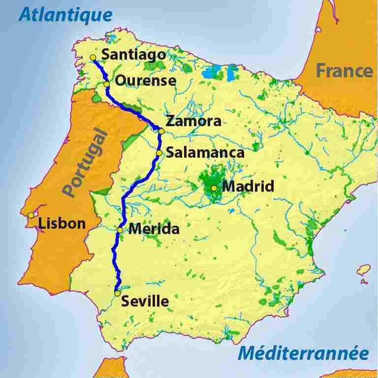 Viaggio: il medico di Faenza in bici a Santiago de Compostela