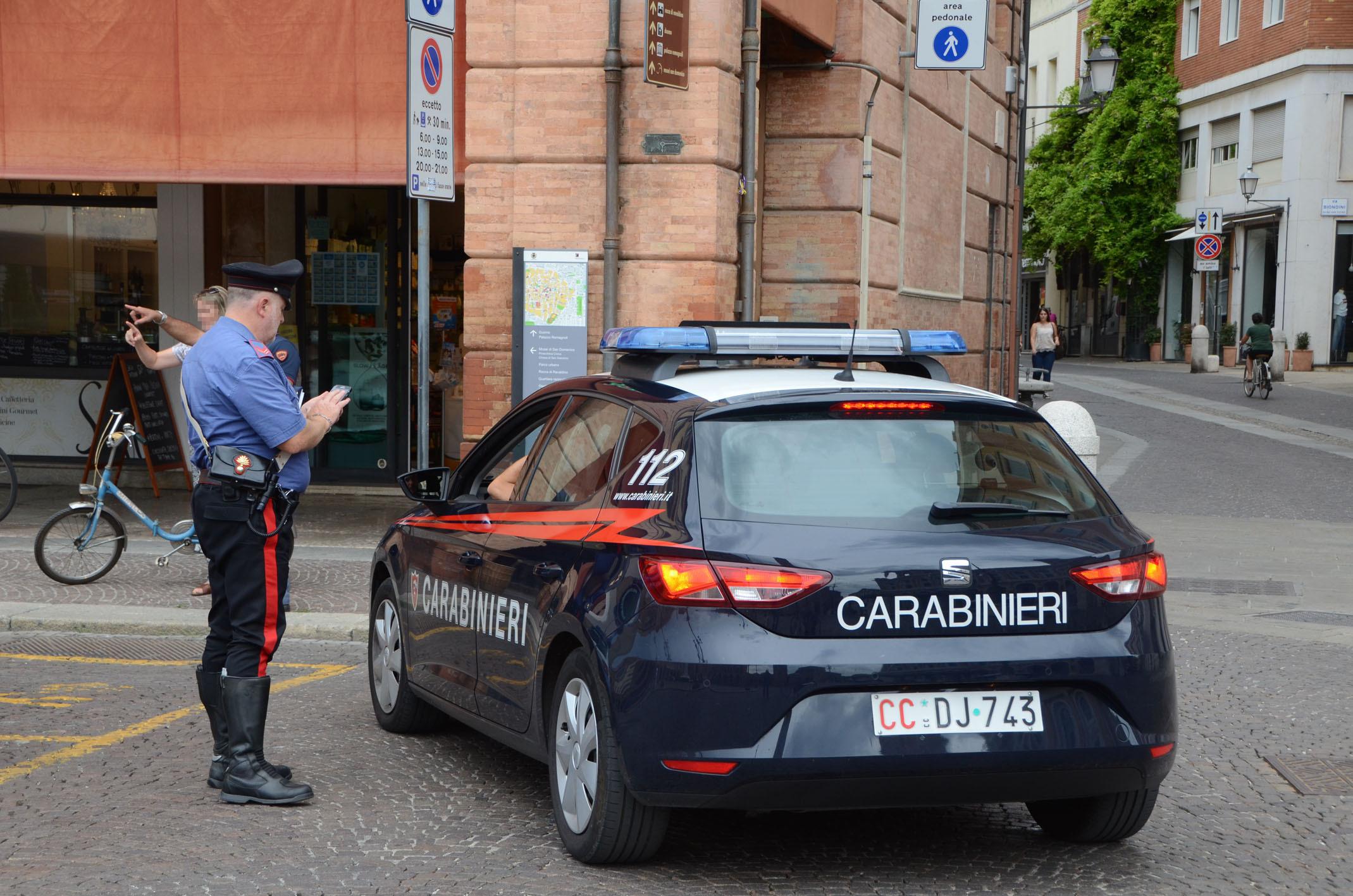 Forlì, trovato con l'eroina nell'auto: arrestato 29enne